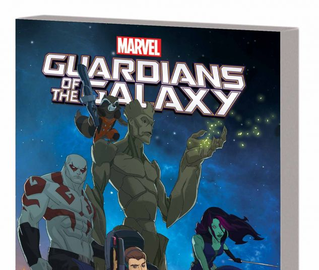 MARVEL UNIVERSE GUARDIANS OF THE GALAXY: GALAXY'S MOST WANTED DIGEST