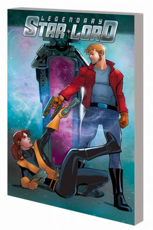 Legendary Star-Lord Vol. 2: Rise of the Black Vortex (Trade Paperback)