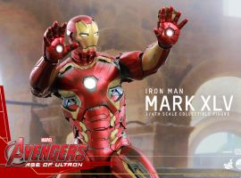 Hot Toys Mark XLV Figure