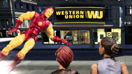 Marvel Super Heroes: What The--?! Western Union