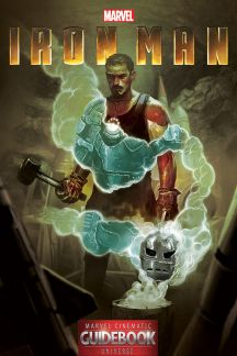 Guidebook to the Marvel Cinematic Universe- Marvel's Iron Man #0