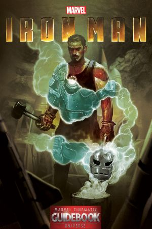 Guidebook to the Marvel Cinematic Universe- Marvel's Iron Man #1