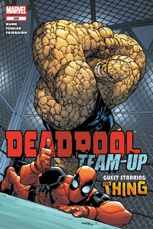 Deadpool Team-Up (2009) #888
