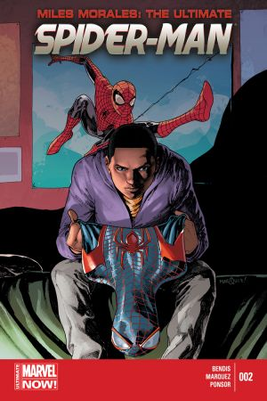 Miles Morales: Ultimate Spider-Man (2014) #2