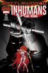 Inhumans: Attilan Rising (2015) #5 Cover