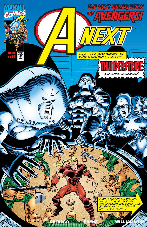 A-Next (1998) #9