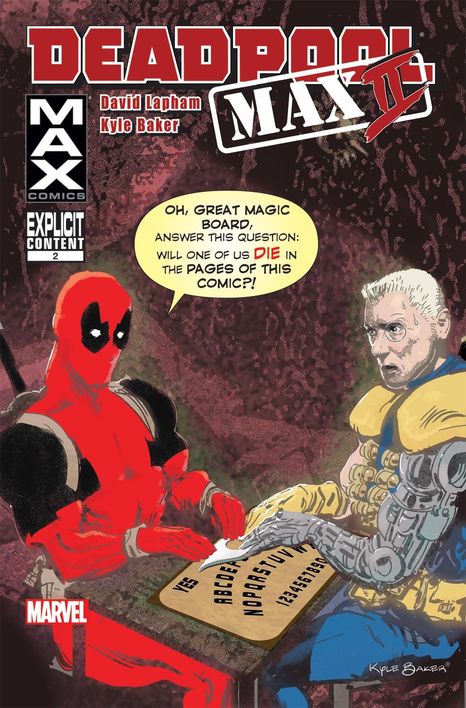 Deadpool Max 2 (2011) #2