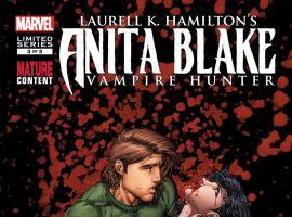 Anita Blake: Circus of the Damned Book 3 (2011) #3 Cover