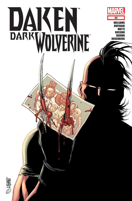 Daken: Dark Wolverine (2010) #22