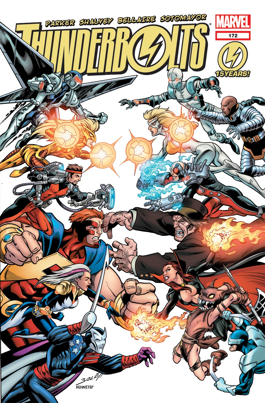 Thunderbolts (2006) #172