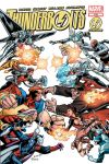 THUNDERBOLTS (2006) #172 Cover