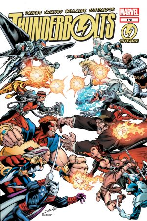 Thunderbolts #172