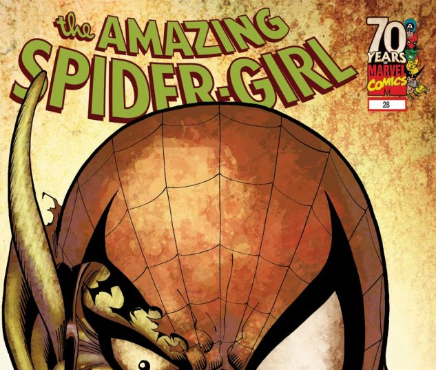 AMAZING SPIDER-GIRL (2006) #28 Cover