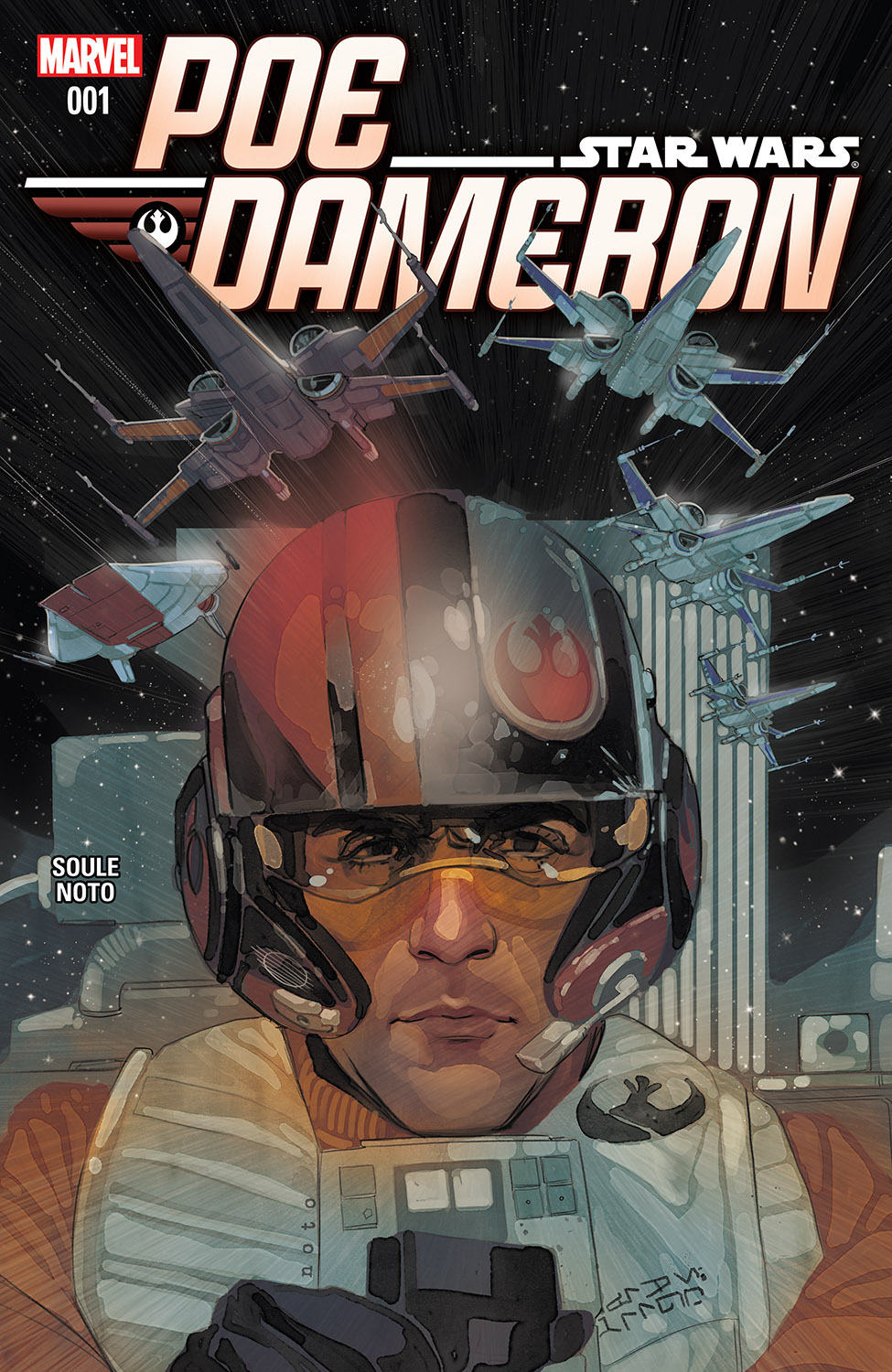 Star Wars: Poe Dameron (2016) #1