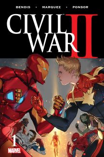 Image result for Civil war II issue 1