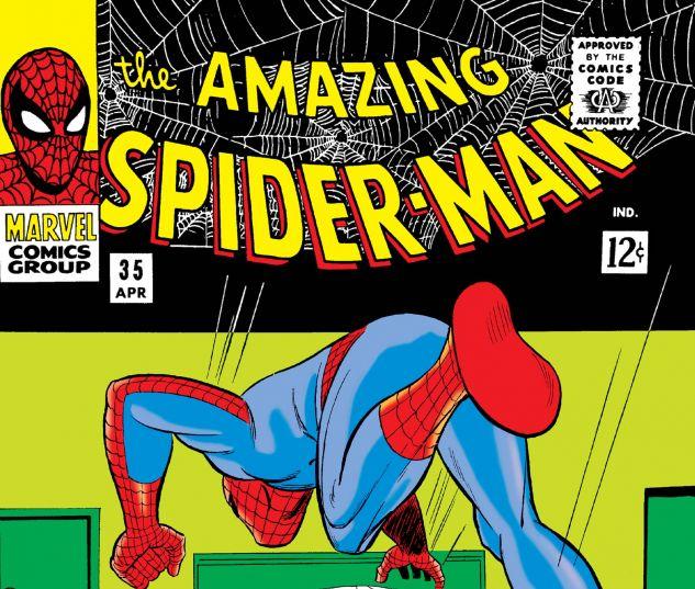 AMAZING SPIDER-MAN (1963) #35