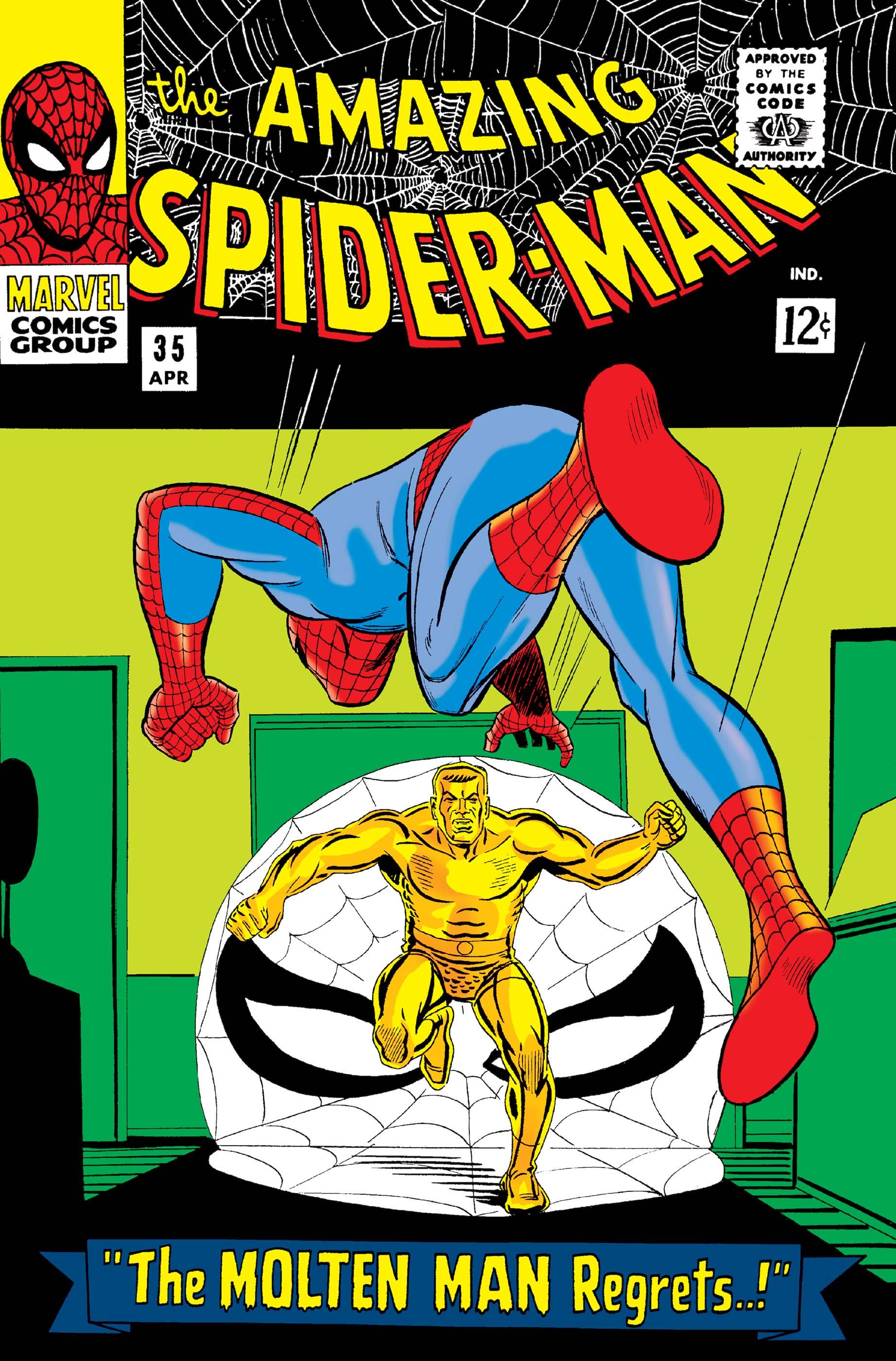 The Amazing Spider-Man (1963) #35