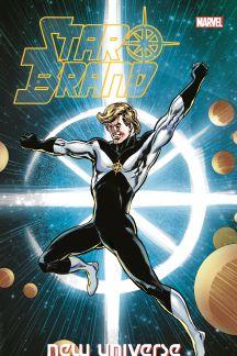 Star Brand: New Universe Vol. 2 (Trade Paperback)