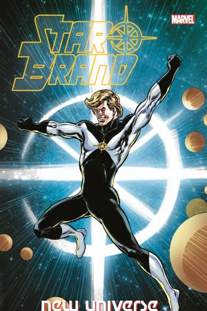 Star Brand: New Universe Vol. 2 (Trade Paperback)