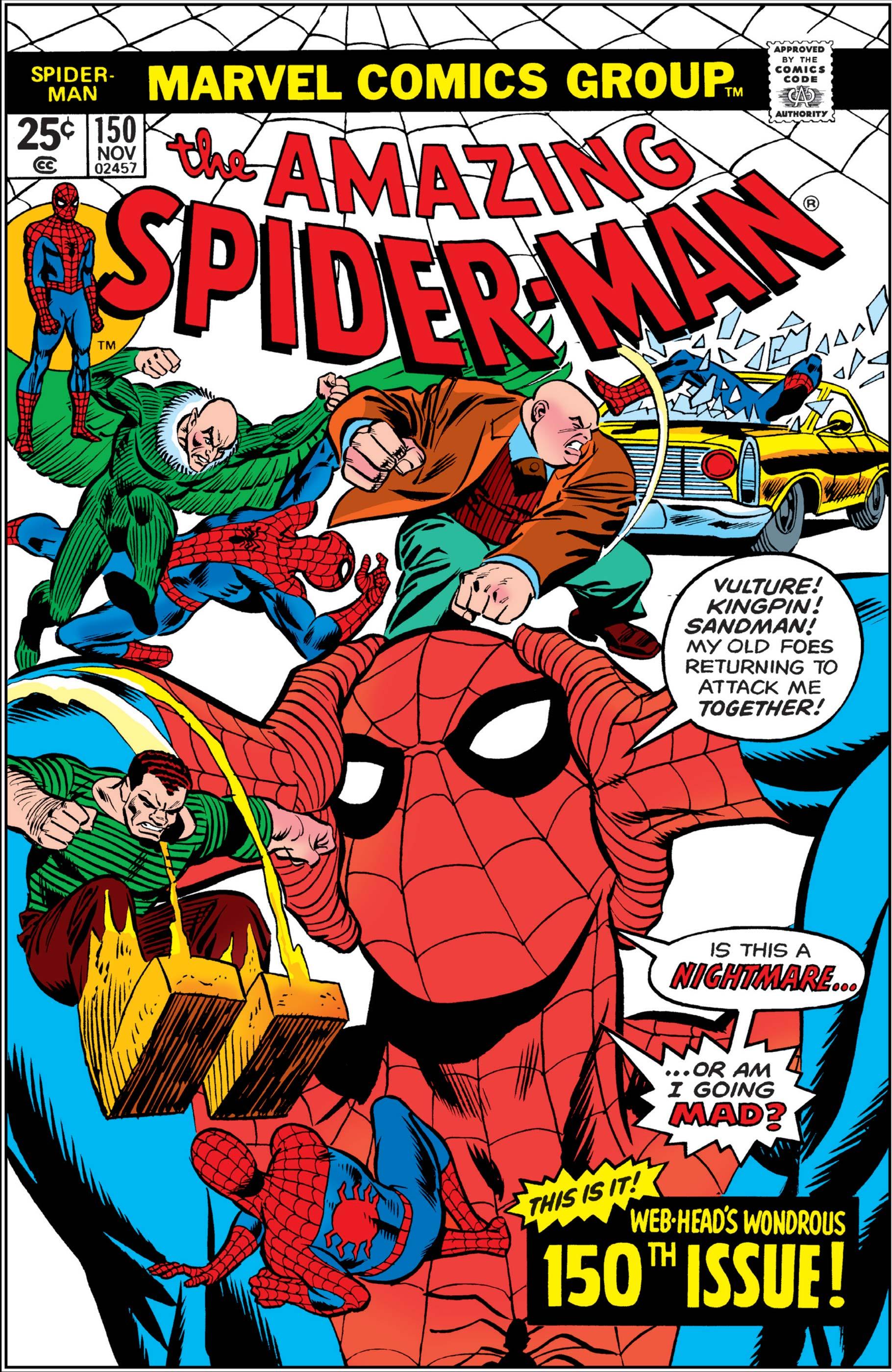The Amazing Spider-Man (1963) #150