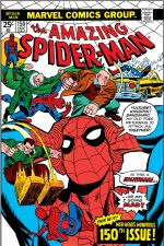 The Amazing Spider-Man (1963) #150 cover