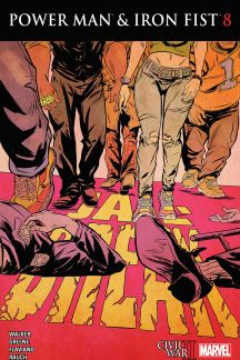 Power Man and Iron Fist (2016) #8