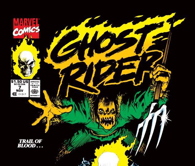 Ghost Rider (1990) #7