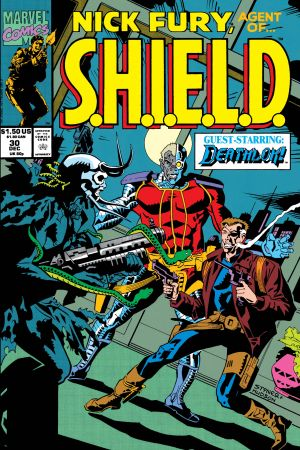 Nick Fury, Agent of S.H.I.E.L.D. (1989) #30
