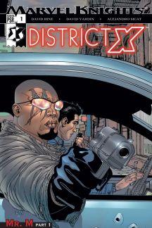 District X (2004) #1