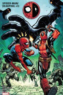 Spider-Man/Deadpool (2016) #13