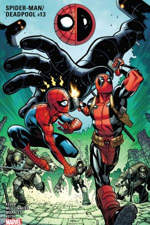 Spider-Man/Deadpool (2016) #13