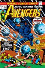 Avengers (1963) #137 cover