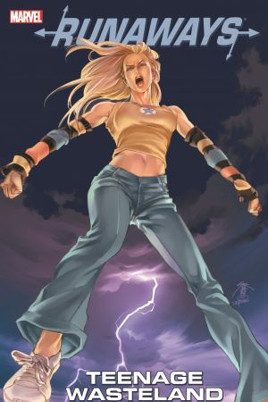 Runaways Vol. 2: Teenage Wasteland (Trade Paperback)