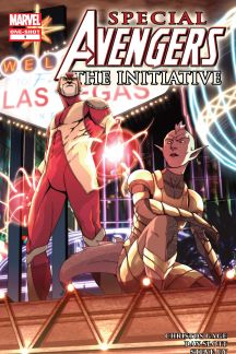 Avengers: The Initiative Special (2008) #1
