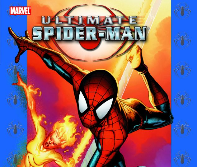 ULTIMATE SPIDER-MAN VOL. 10: HOLLYWOOD TPB 0 cover