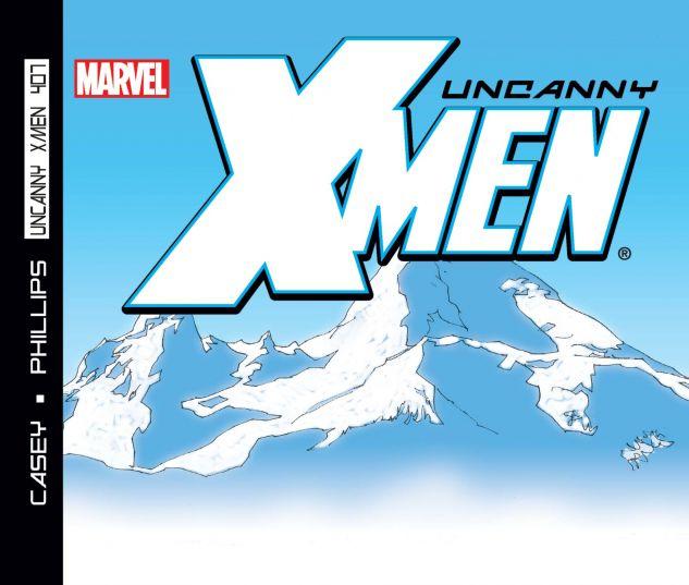 Uncanny X-Men (1963) #407