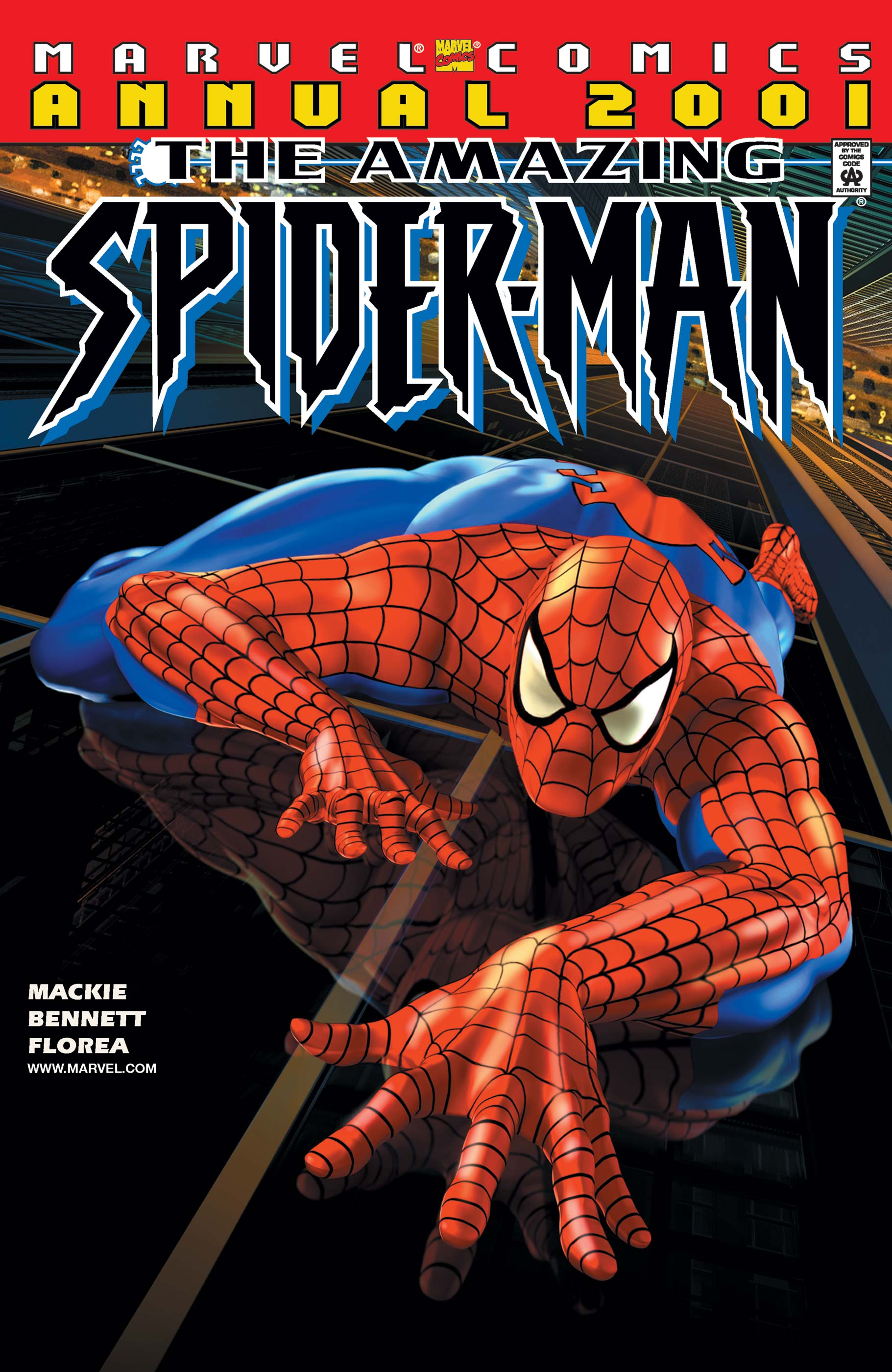 The Amazing Spider-Man Annual (2001) #1