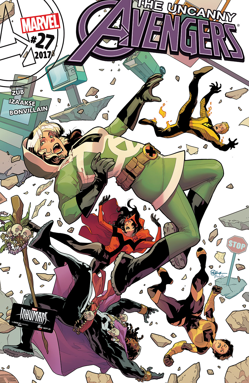 Uncanny Avengers (2015) #27