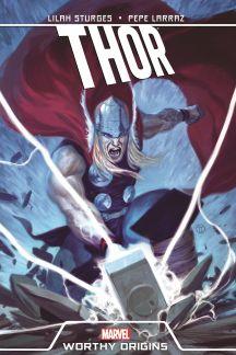 Thor: Worthy Origins (Trade Paperback)