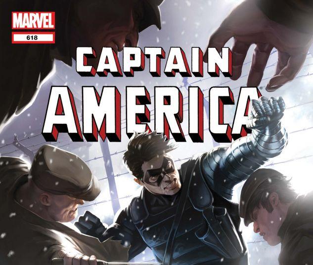 Captain America (2004) #618