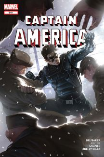 Captain America #618