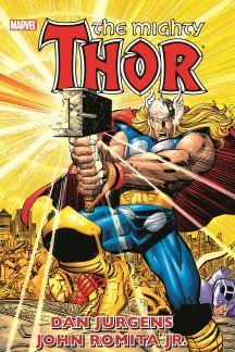 Thor by Dan Jurgens & John Romita Jr. Vol. 1 (Trade Paperback)