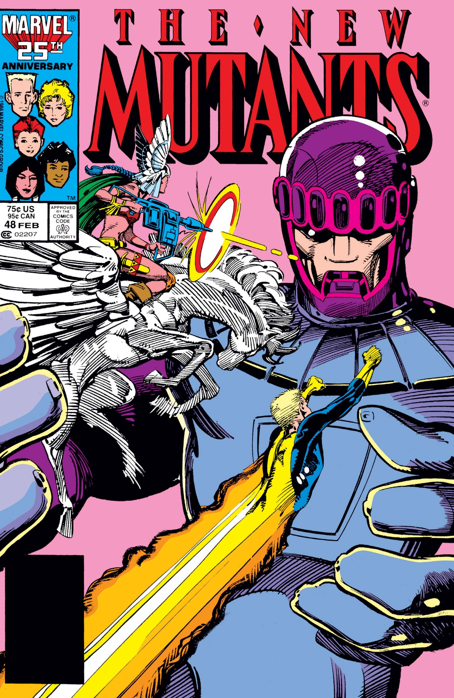 New Mutants (1983) #48