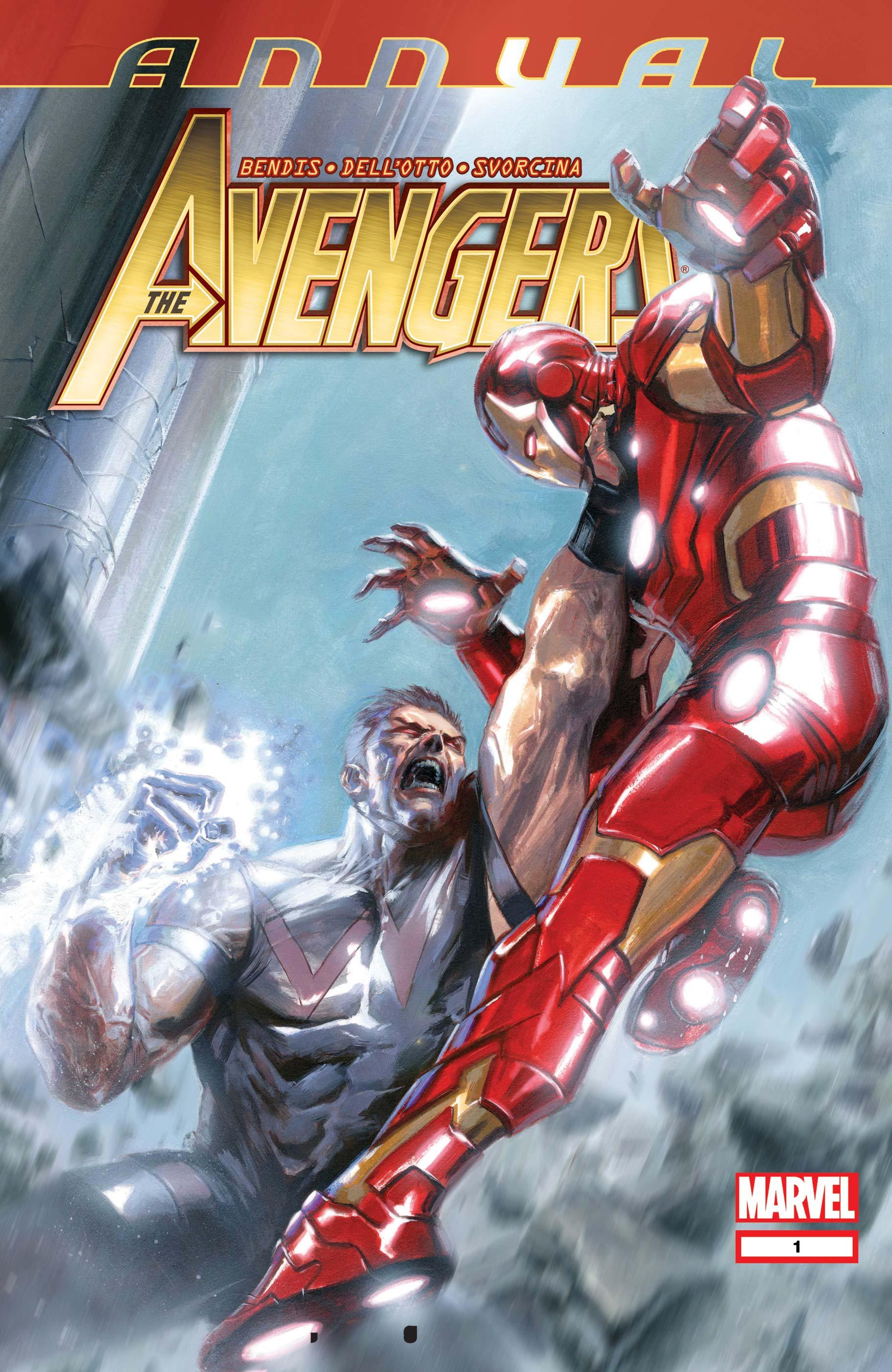 Avengers Annual (2012) #1