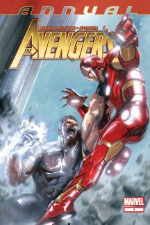 Avengers Annual (2012) #1