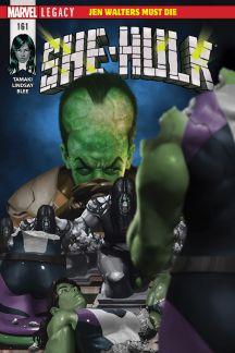 She-Hulk (2017) #161