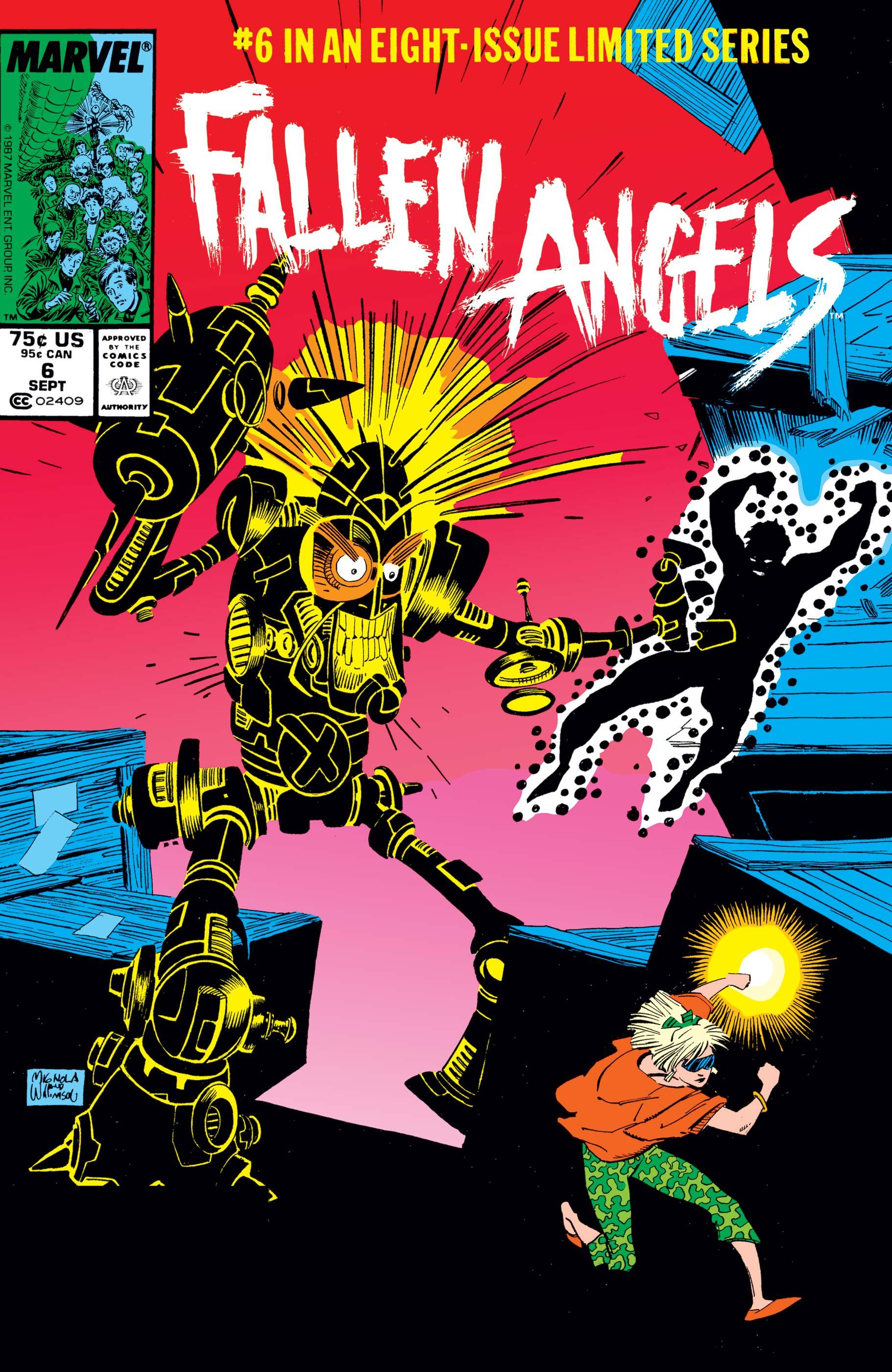 Fallen Angels (1987) #6