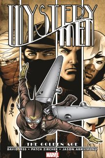 Mystery Men: The Golden Age (Trade Paperback)