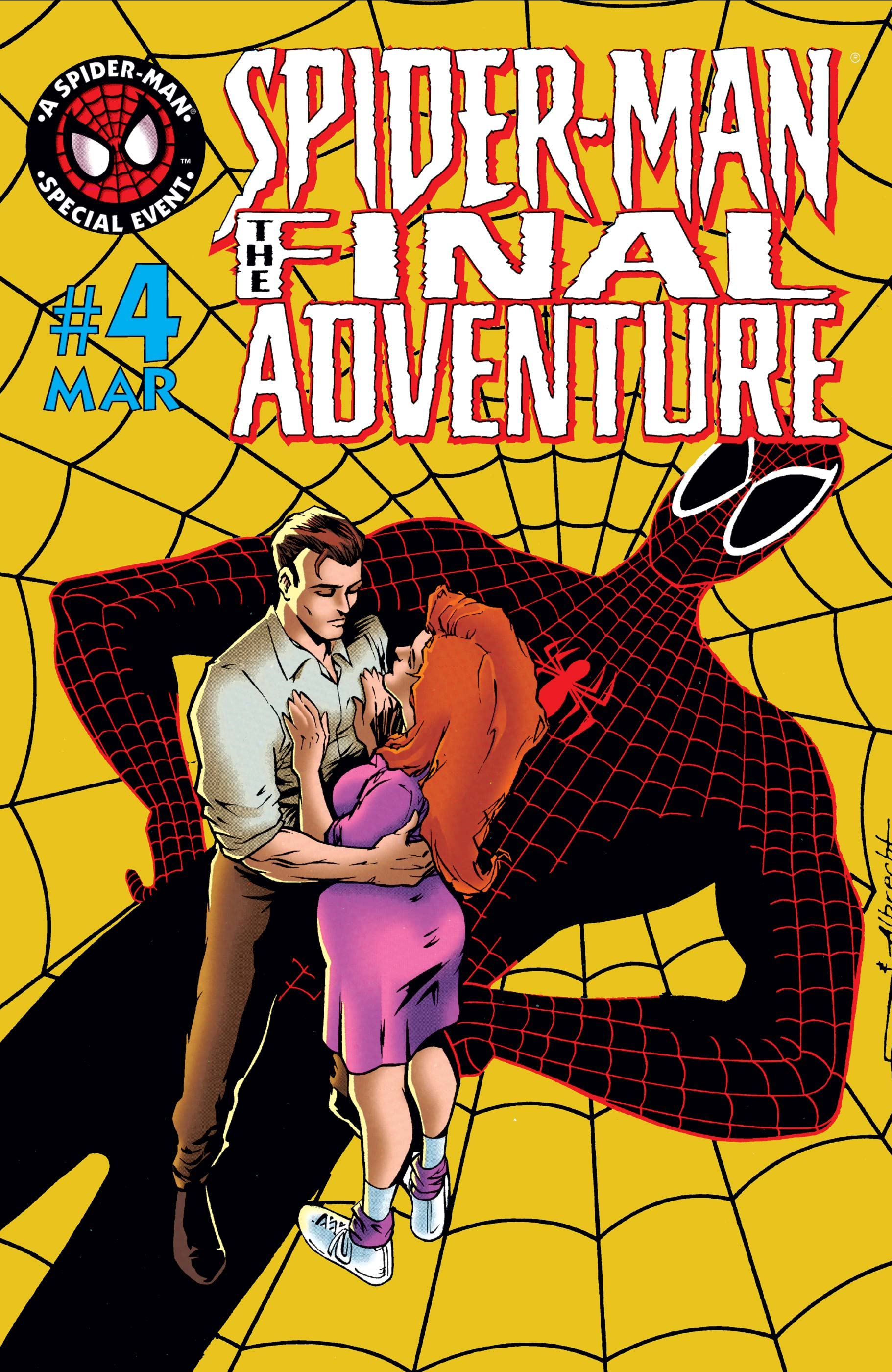 Spider-Man: The Final Adventure (1995) #4