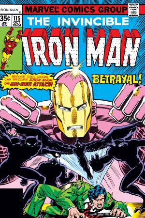Iron Man (1968) #115